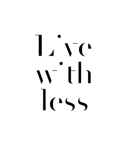 livewithless