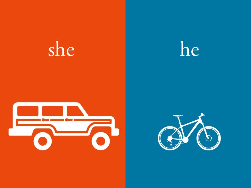 She & He by Johanna Wayne | Blog we3three.wordpress.com